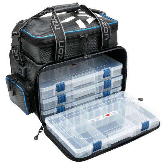 DAIWA N´ZON EVA 4 Box Feeder Bag L