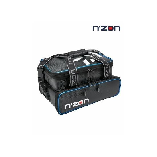DAIWA N´ZON EVA 4 Box Feeder Bag M