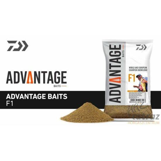 Daiwa advantage F1 etetőanyag