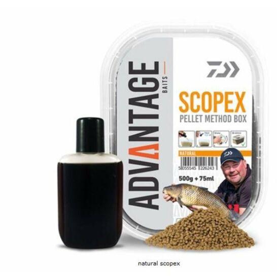 Daiwa advantage pellet method box SCOPEX