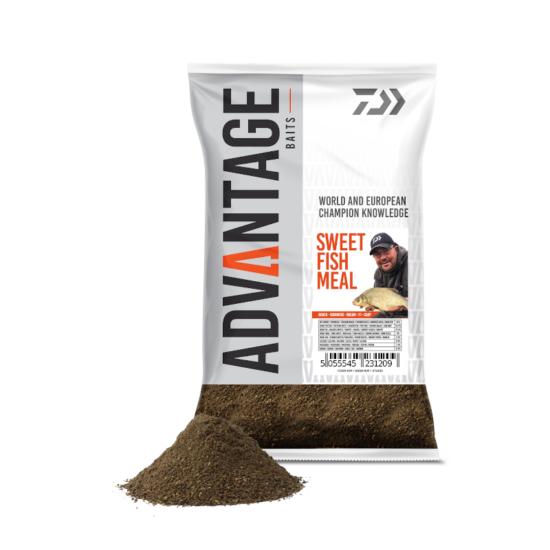 Daiwa Sweet Fishmeal etetőanyag
