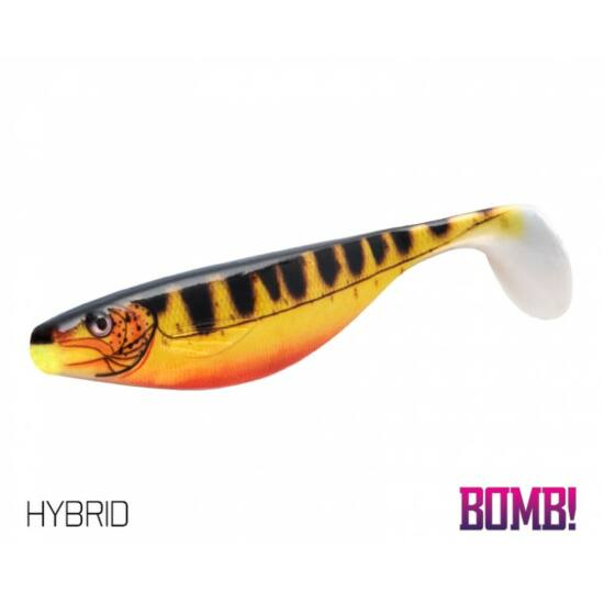 BOMB! Gumihal HYPNO / 3db      9cm/ 3D     HYBRID