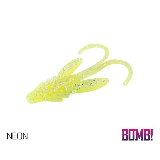 BOMB! Gumihal   Nympha / 10db     2,5cm/     NEON