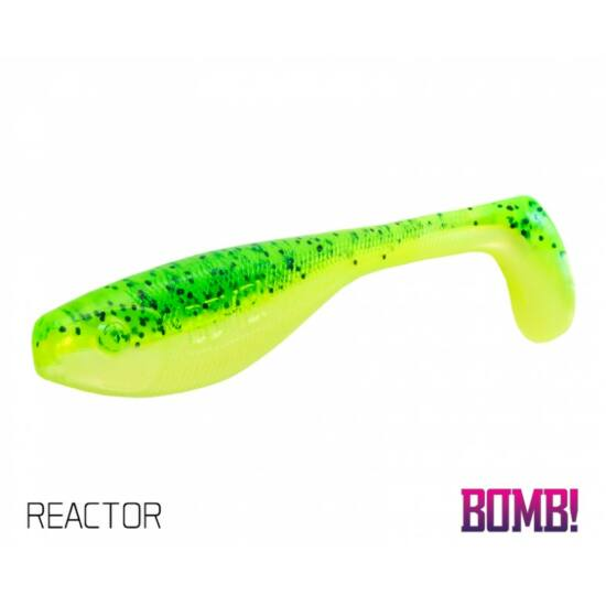BOMB! Gumihal Fatty / 5db    12cm/   REACTOR