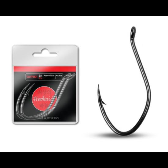 Horog Delphin HKD CATFISH ring / 3db   6-os