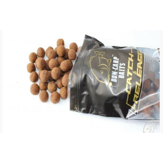 Don Carp Baits főzött bojli vajsav-édeskukorica 1 kg 24 mm