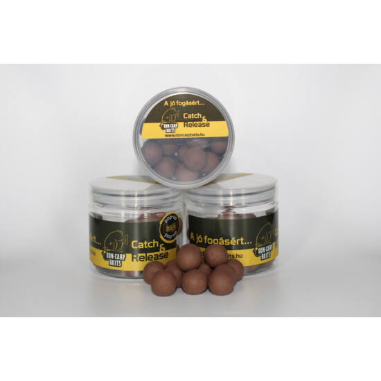 Don Carp Baits Pop Up bojli Bors-Tintahal 16 mm