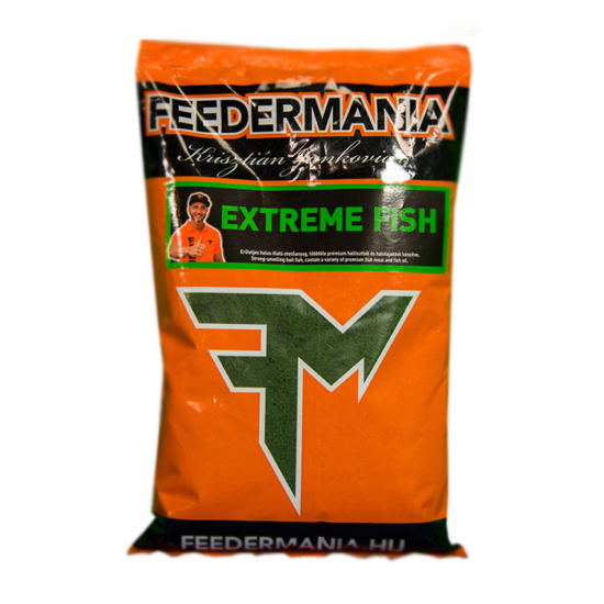 FEEDERMANIA EXTREME FISH 800 GR
