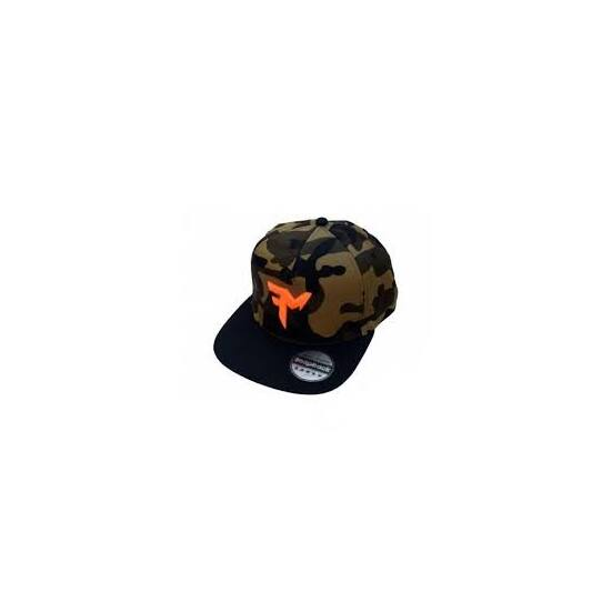 FEEDERMANIA SNAP BACK SAPKA CAMO