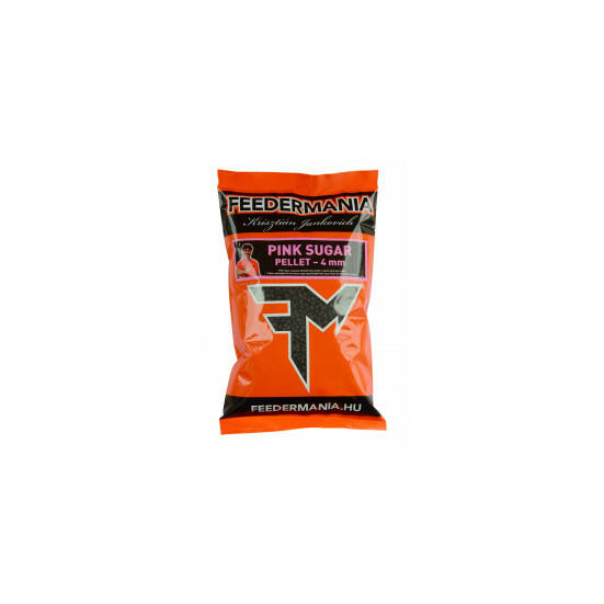 FEEDERMANIA PELLET 4 MM PINK SUGAR 800G