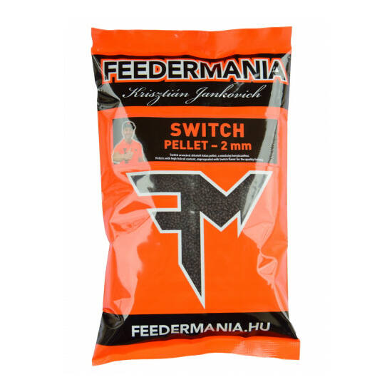 FEEDERMANIA PELLET 2 MM SWITCH 800G