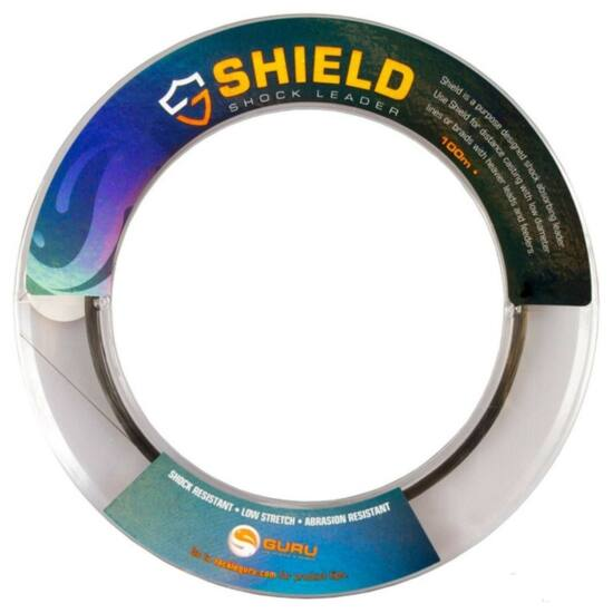 GURU Shield Shock leader dobóelőke 100 m - 0,30 mm