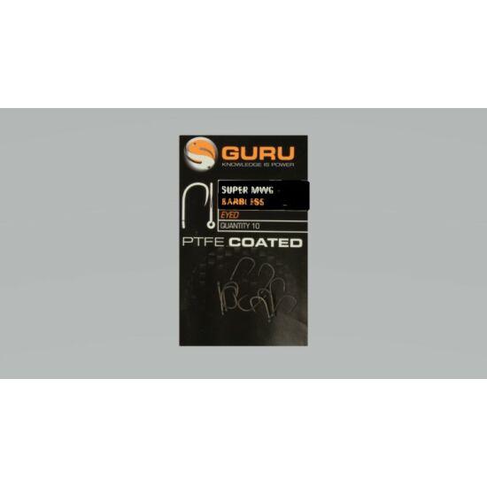 GURU SUPER MWG HOOK szakál nélküli horog 10-es