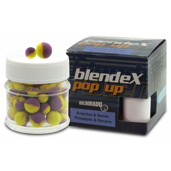HALDORÁDÓ BlendeX Pop Up Big Carps - Ananász + Banán
