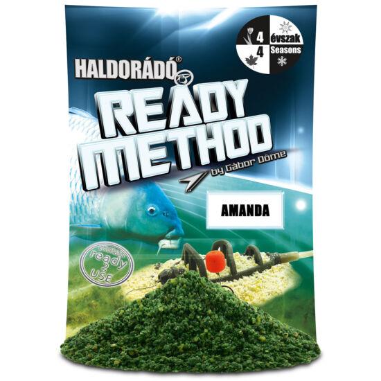Haldorádó Ready Method - Amanda