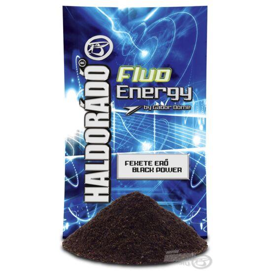 Haldorádó Fluo Energy - Fekete Erő