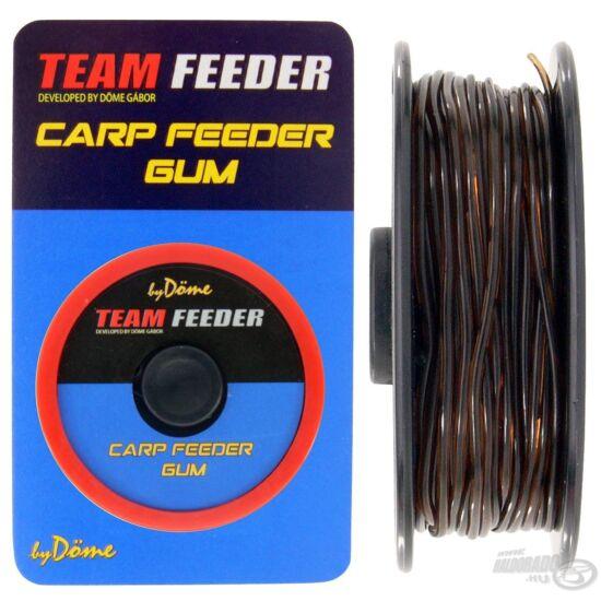 By Döme TEAM FEEDER Carp Feeder Gum 0,8mm / 10m