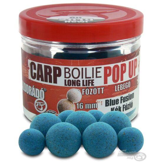 HALDORÁDÓ Pop Up főzött csalizó bojli - Kék Fúzió16-20 mm