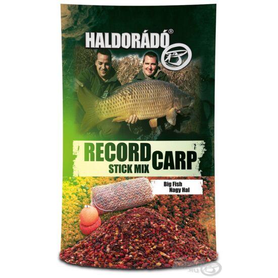 Haldorádó Record Carp Stick Mix - Nagy Hal