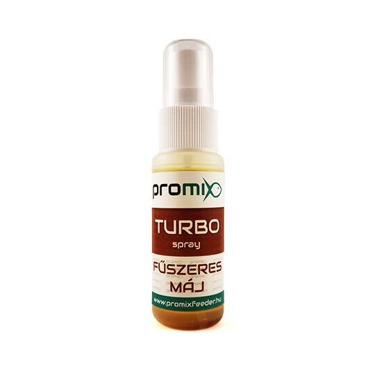 Promix Turbo Spray Fűszeres máj