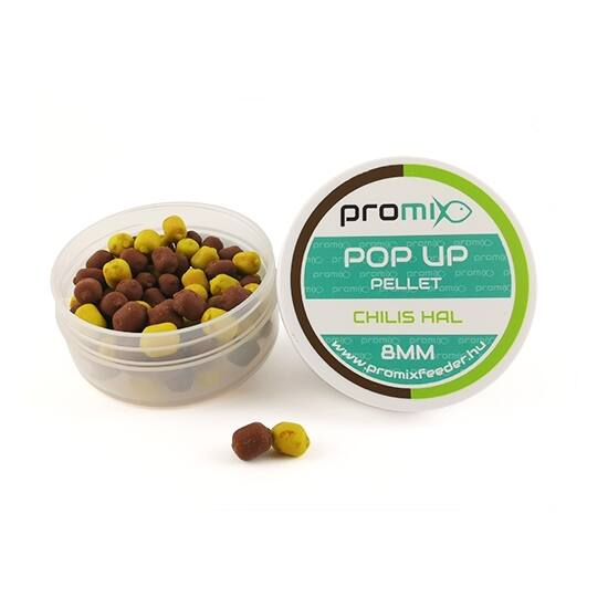 Promix Wafter Pellet 8mm Chilis Hal
