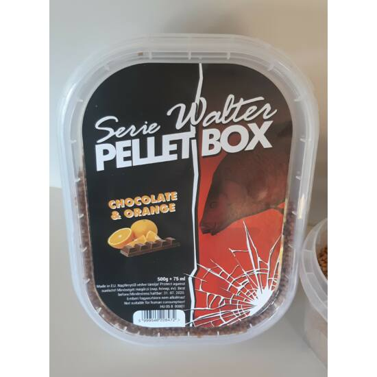 SW PELLET BOX CHOCOLATE & ORANGE