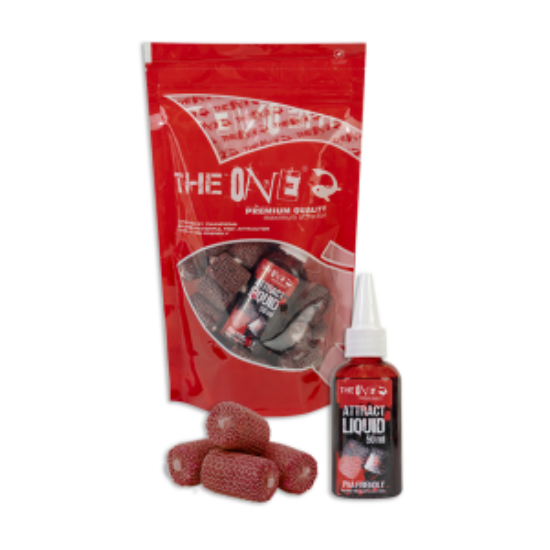 THE ONE PVA HURKA + 50ml LOCSOLÓ RED