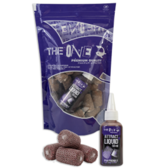 THE ONE PVA HURKA + 100ml LOCSOLÓ Purple