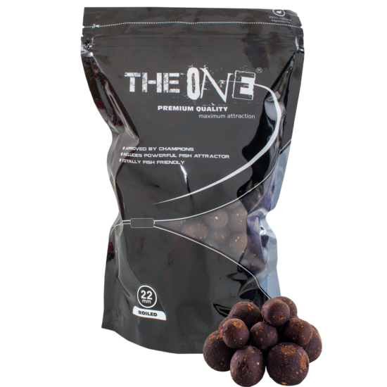 THE ONE BLACK Boiled 18MM 1KG