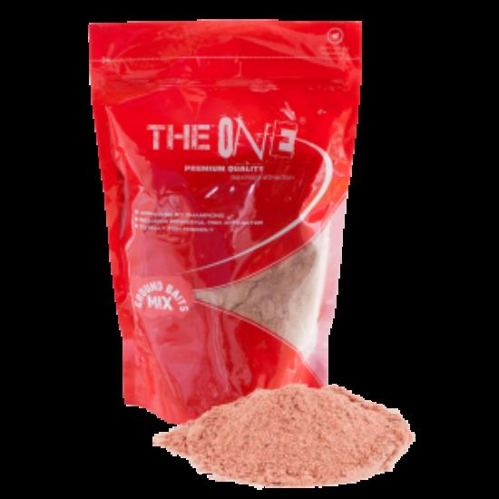 THE ONE Groundbaits spod mix  RED 1kg