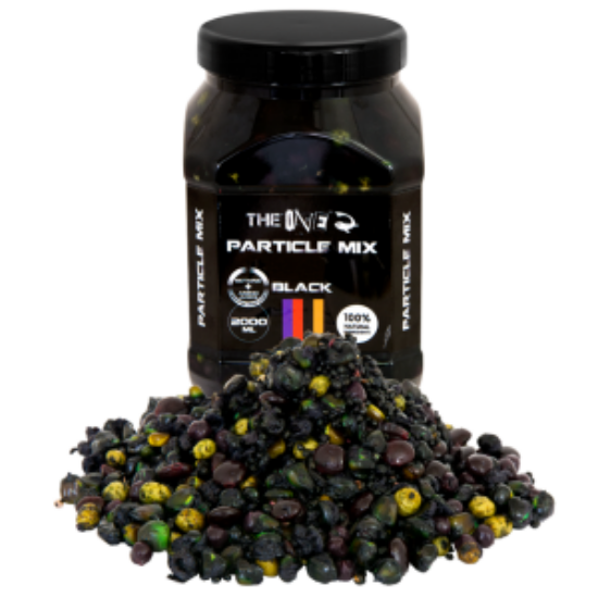 THE ONE PARTICLE MIX Black  2l