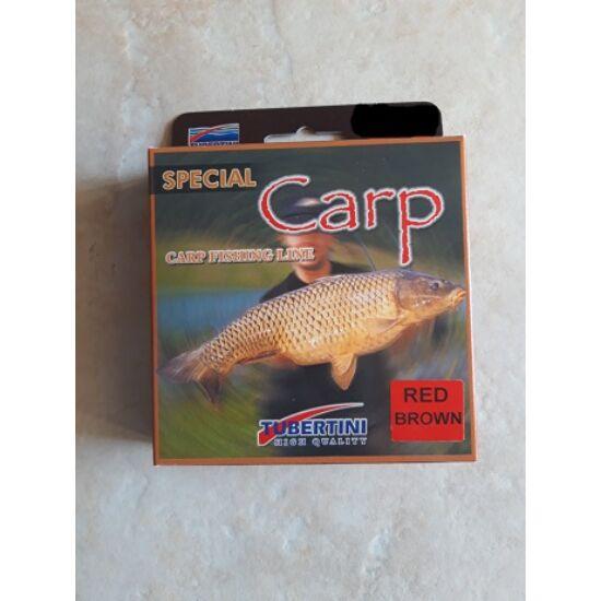 Tubertini Special Carp Red Brown 350m 0,20