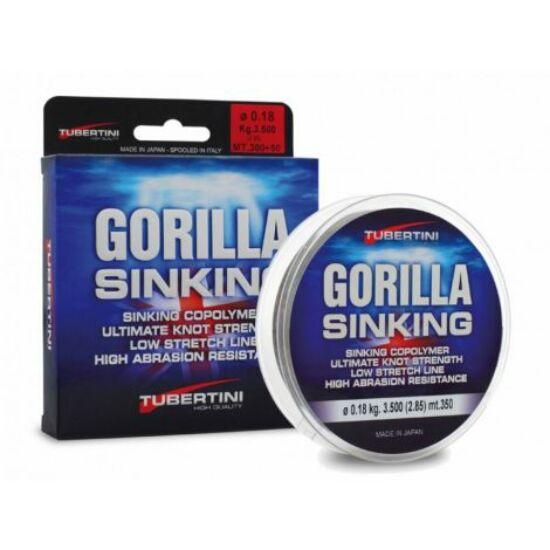Tubertini Gorilla Sinking sülyedő zsinór : 350m 0,16-0,30
