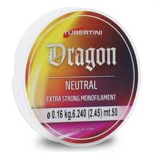 Zsinór Dragon Neutral: 50m    0,12-0,25 mm