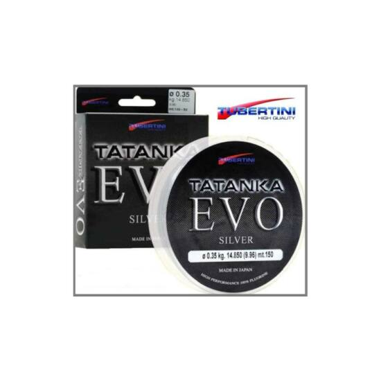 Tubertini Tatanka EVO Silver 150m  0,16-0,35mm