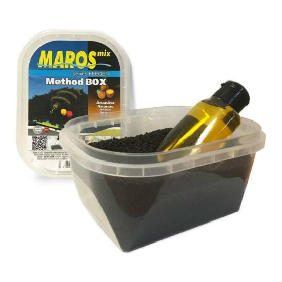 Method box Maros / Ananász