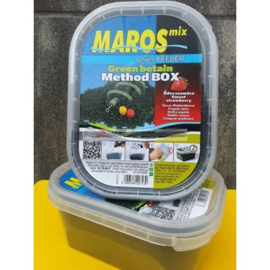 MAROS MIX METHODBOX GREEN BETAIN 500GR ÉDES SZAMÓCA